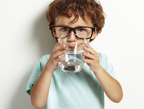 Why every kid should drink water