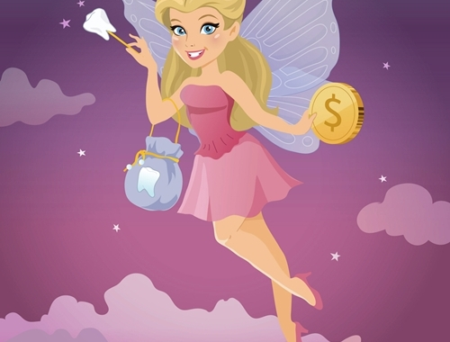Remember the tooth fairy?